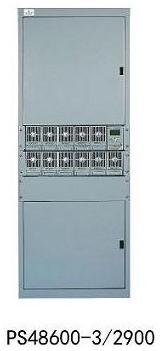 艾默生高频开关电源ps48600室内电源系统