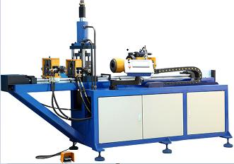 供应伏特牌SK-CKJ型液压冲孔机,消声器冲孔机,钢管冲孔机