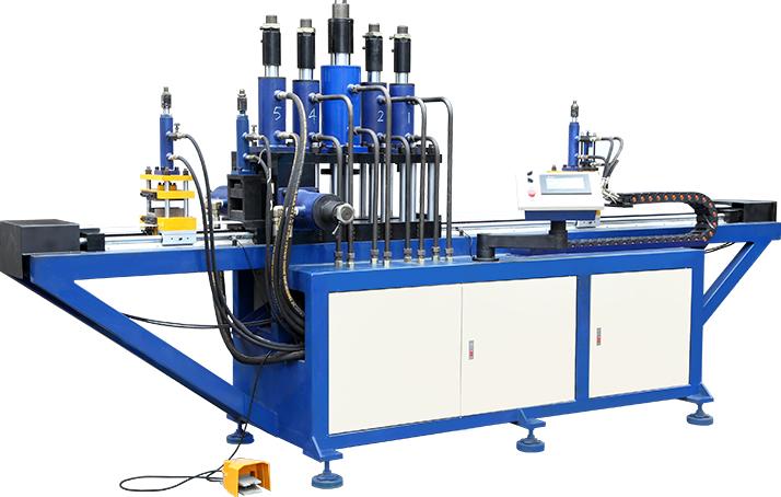 供应方管开孔机,圆管开孔机,型材开孔机,异型材开孔机