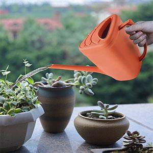 塑料加厚洒水壶家用园艺浇花神器长嘴浇花喷壶室内绿萝盆栽浇水器