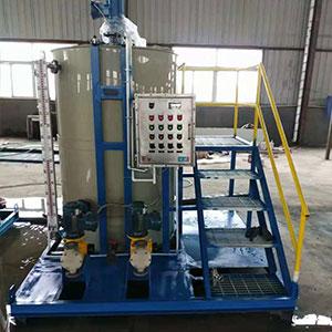 磷酸盐加药装置,锅炉全自动加药装置 科力专业生产