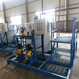 全自动加药装置 一体式污水处理设备 地埋污水处理设备 厂家定制
