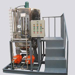 厂家定制全自动加药装置 水处理加药设备小型医院污水处理系统