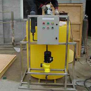 锅炉应用加药装置 磷酸盐加药装置 水处理全自动化学加药装置