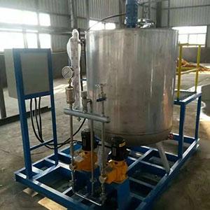 全自动加药装置 污水处理加药装置 自动加药一体化设备