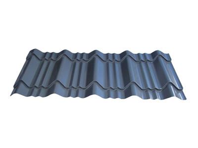 780彩钢琉璃瓦 钛锌板