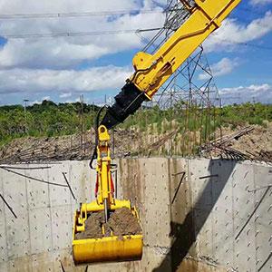 供应勾机伸缩臂 挖掘机伸缩臂岩石臂大小臂