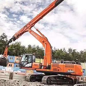 伸缩臂 挖掘机伸缩臂厂家 专业生产