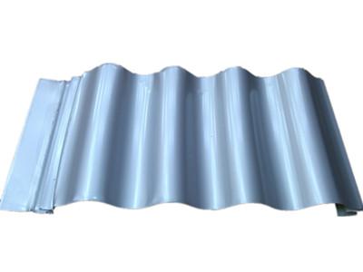 CX-W310隐藏式波纹墙板 钛锌板