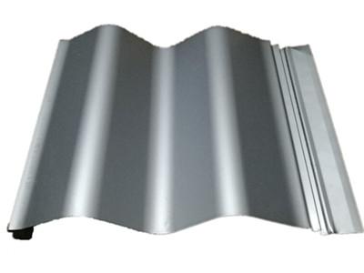 CX-W311隐藏式波纹墙板 钛锌板