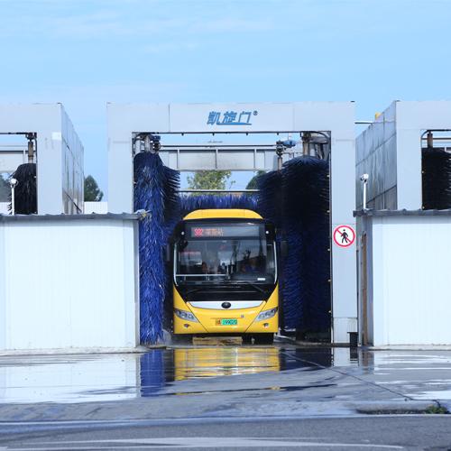 凯旋门隧道式大巴自动洗车设备AT-3500-T-4
