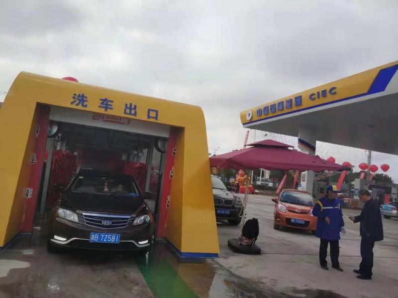 北京凯旋门洗车机型号多样