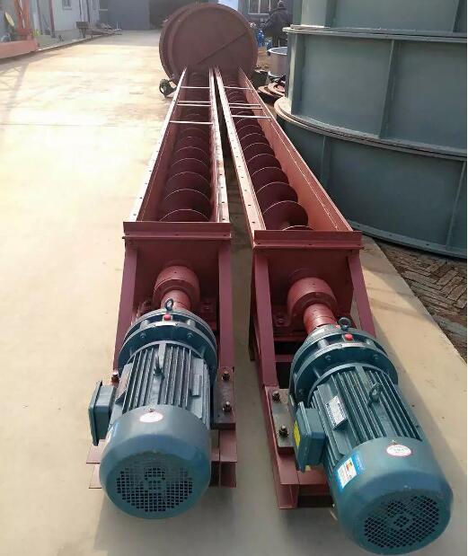 LS型螺旋输送机链式螺旋输送机凯隆环保供应