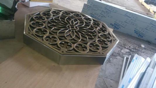 佛山金属雕刻佛山金属钢板雕刻