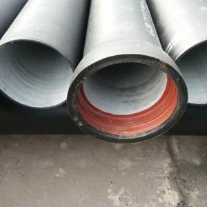 工程管道用国标dn600离心铸铁管 现货销售球墨铸铁管  球墨铸铁管