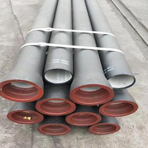 排水排污输水用k9球墨铸铁管 dn300球墨铸铁管价格 规格齐全   球墨铸铁管