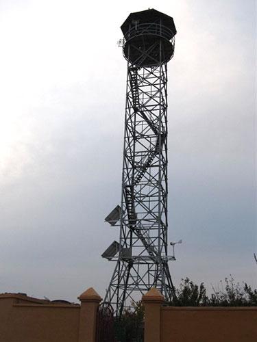 信丰供应森林防火瞭望塔制作安装
