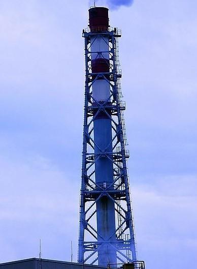 信丰公司供应直销烟筒支撑塔制作安装
