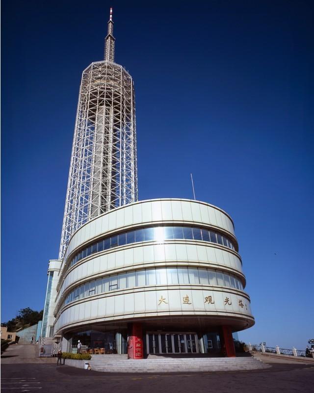 信丰设计制作广播电视观光塔