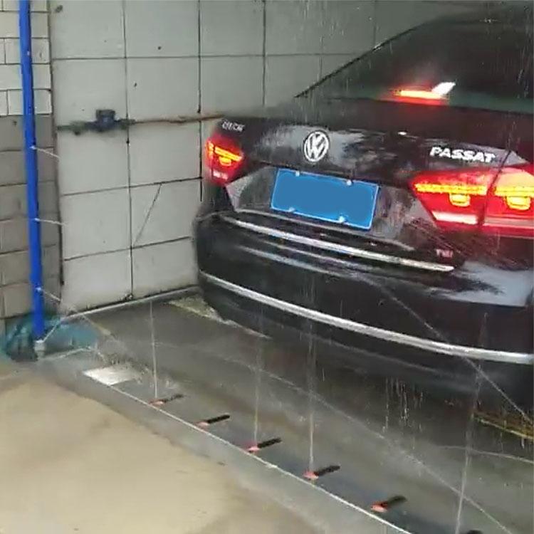 上海有爱固定式门框包围式自动冲洗设备T-3车浴兰系列