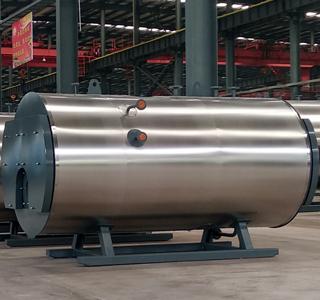 WNS系列燃油、燃气蒸汽锅炉