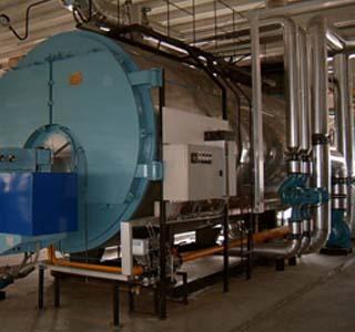 冷凝式燃气锅炉 冷凝式燃气真空热水炉 河北燃气锅炉