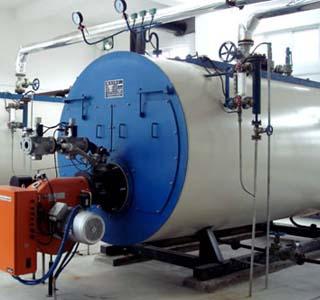 WNS系列燃油燃气蒸汽锅炉 河南厂家供应燃油燃气热水锅炉