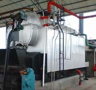 DZH系列燃煤蒸汽锅炉 卧式燃煤蒸汽锅炉