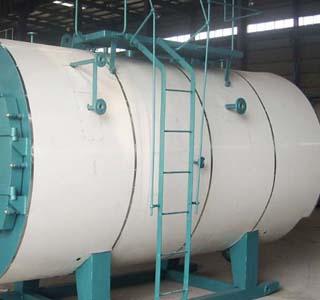 CWNS系列燃油燃气常压热水锅炉