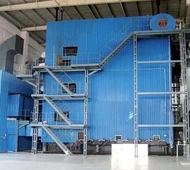 豫园锅炉15吨生物质锅炉 河南厂家生产生物质锅炉