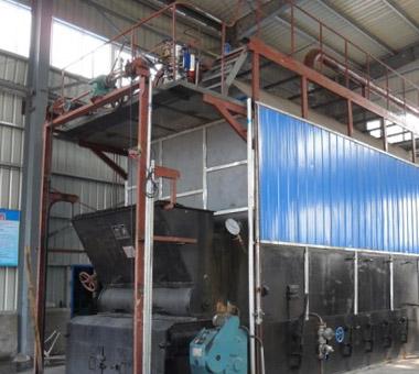 豫园锅炉1吨生物质锅炉 生物质蒸汽锅炉