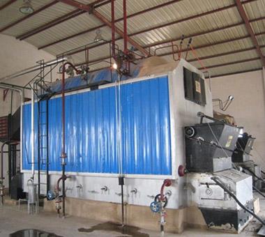 DZL系列快装生物质锅炉 生物质取暖锅炉