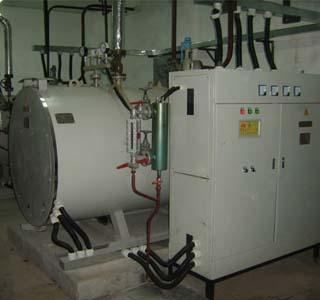 豫园新型专利电锅炉,节能环保锅炉