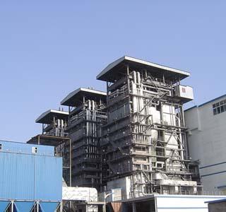 河南豫园生产厂家 节能环保 循环流化床电站锅炉