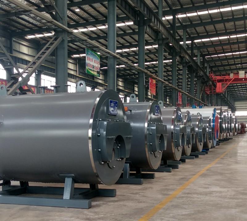 燃气锅炉 河南豫园A级锅炉制造商 燃煤燃气锅炉生产厂家