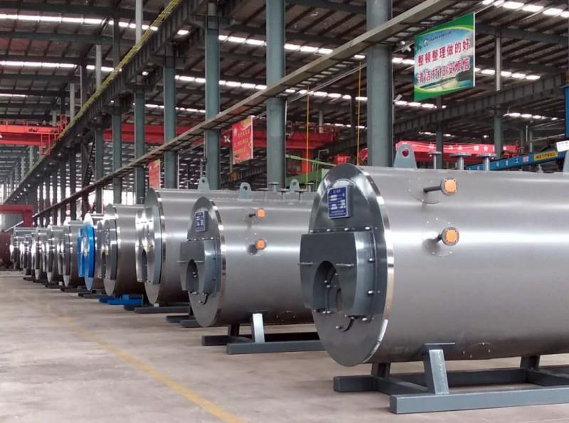 燃气锅炉 河南豫园生产厂家
