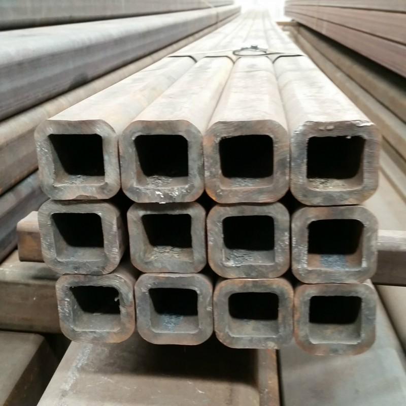 Q355B无缝方管,Q355B对标S355欧标无缝方矩管 生产制造