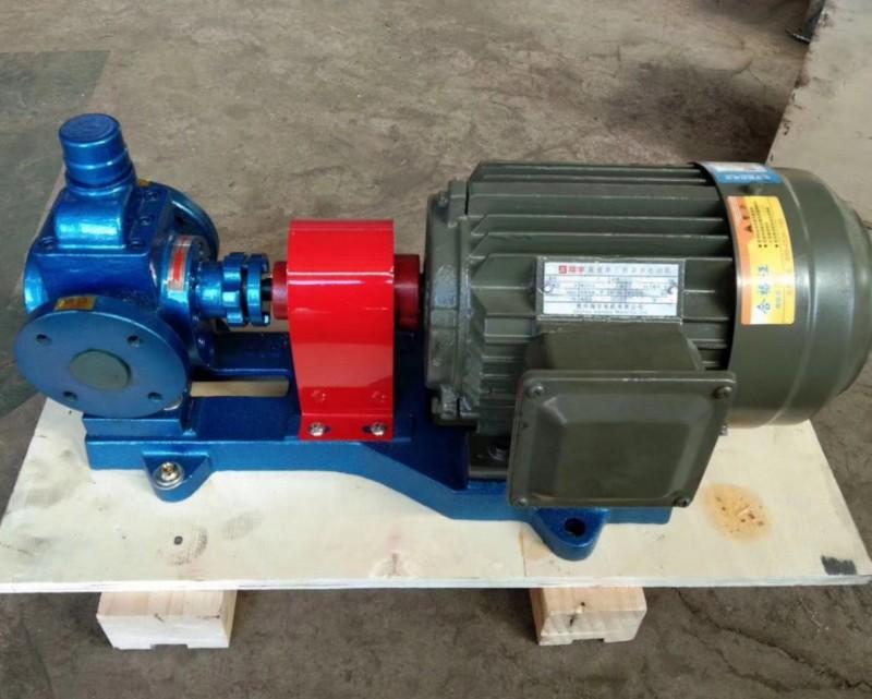 YCB系列圆弧齿轮泵不锈钢齿轮泵立式圆弧泵