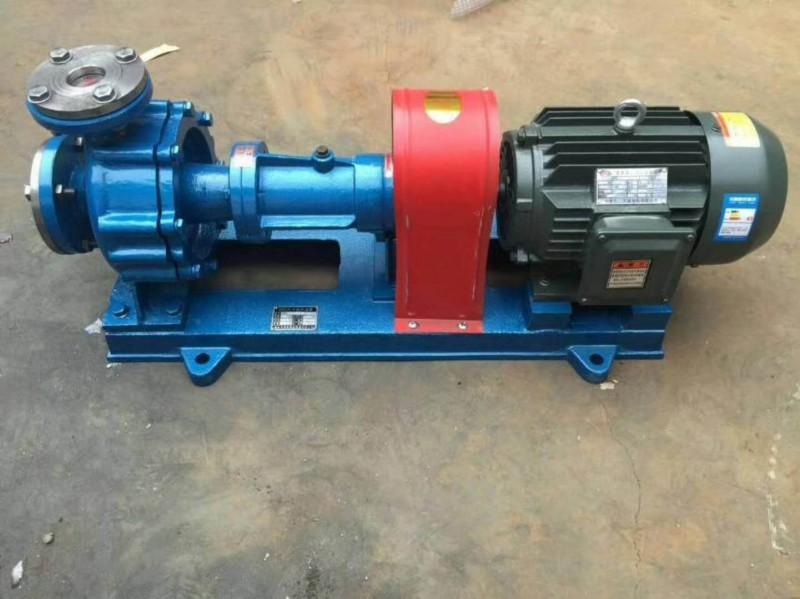 RY系列高温导热油泵锅炉循环泵