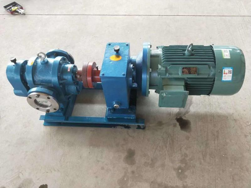 LC型高粘度罗茨油泵保温罗茨泵