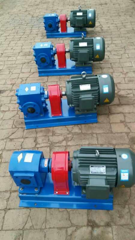 ZYB型增压燃油泵高压齿轮泵渣油齿轮泵