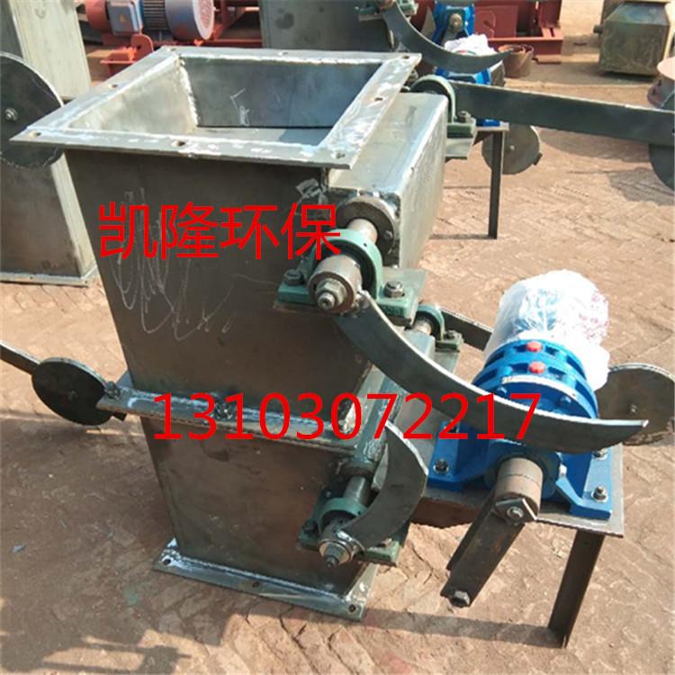 厂家生产重锤翻板阀电动双层重锤翻板阀