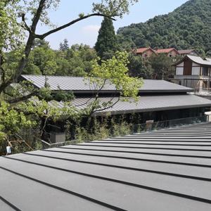 铝镁锰25-430屋面板 铝镁锰板