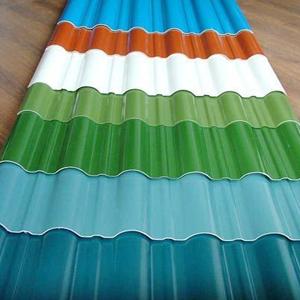 厂家生产彩钢板彩涂卷彩钢瓦 彩钢板