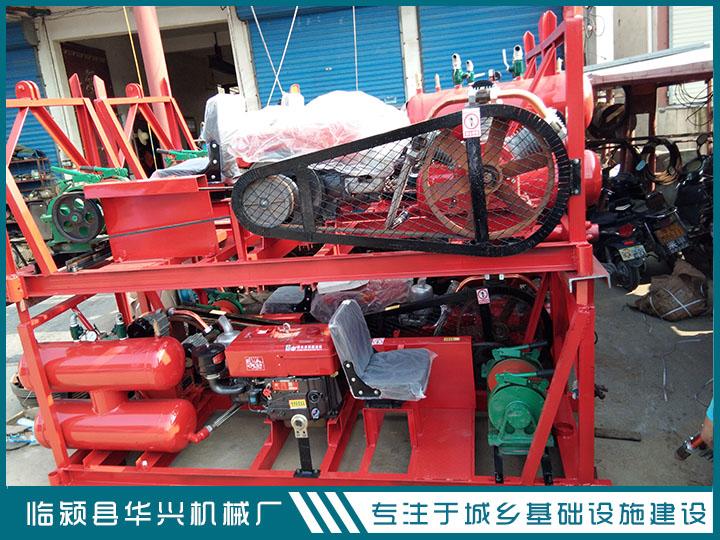 河南空压洗井机厂家   洗井机设备   活塞式洗井机