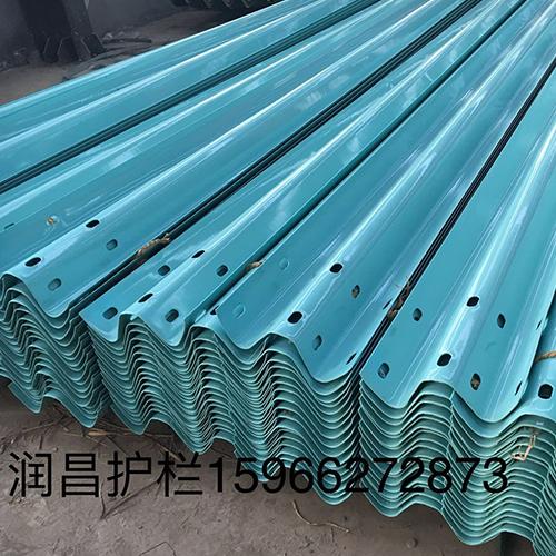 护栏板 波形 厂家供应高速护栏板 护栏板立柱