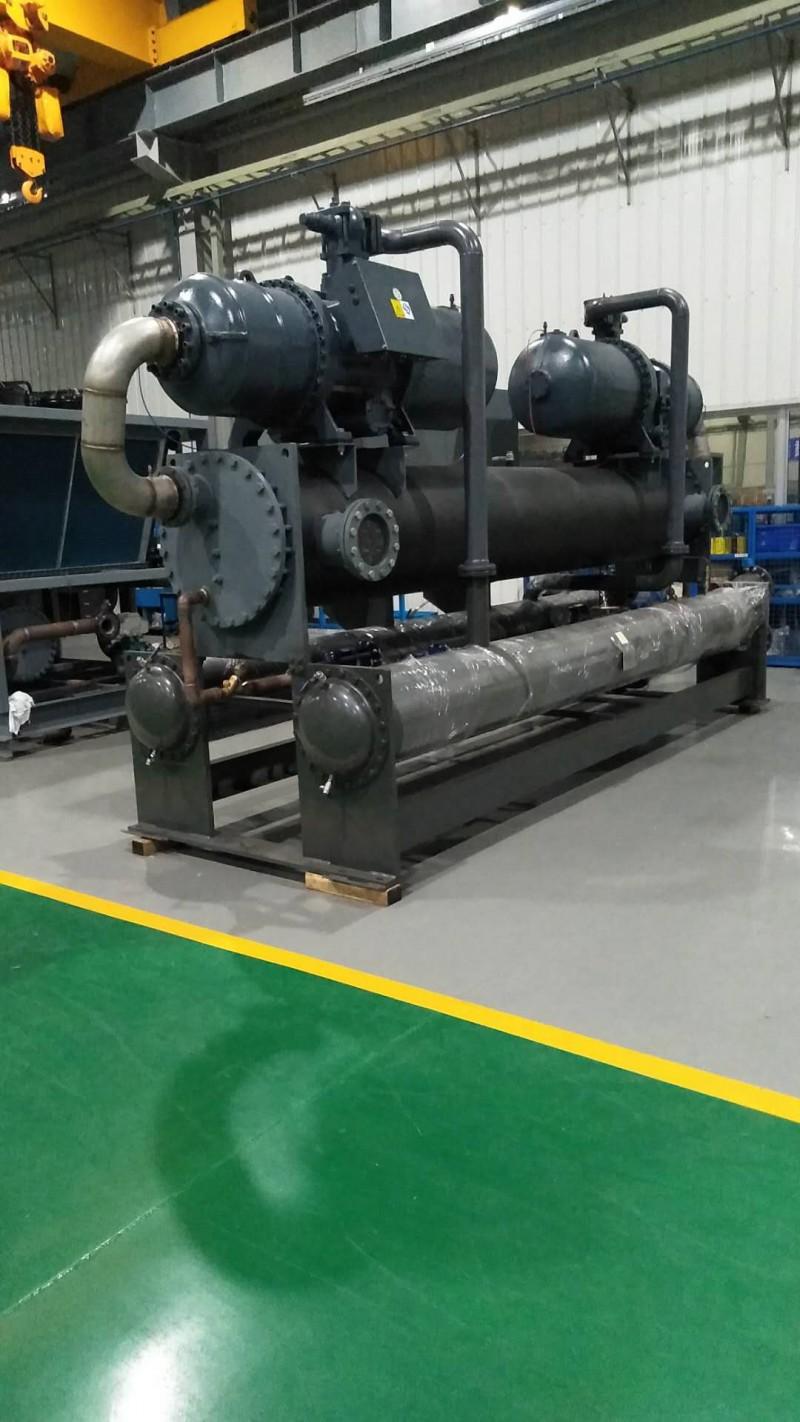 宁波玫尔80HP水冷螺杆式防爆冷水机厂家直销