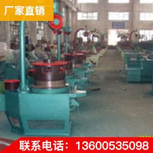 机械设备厂家供应滑轮式拉丝机 拉拔金属线材建筑钢筋丝拉丝机
