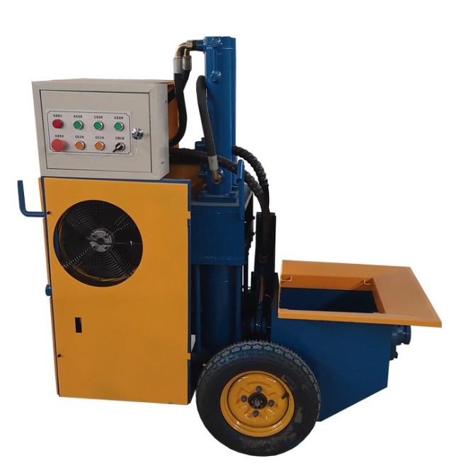 厂家二次构造柱细石浇筑泵混凝土输送泵效率高
