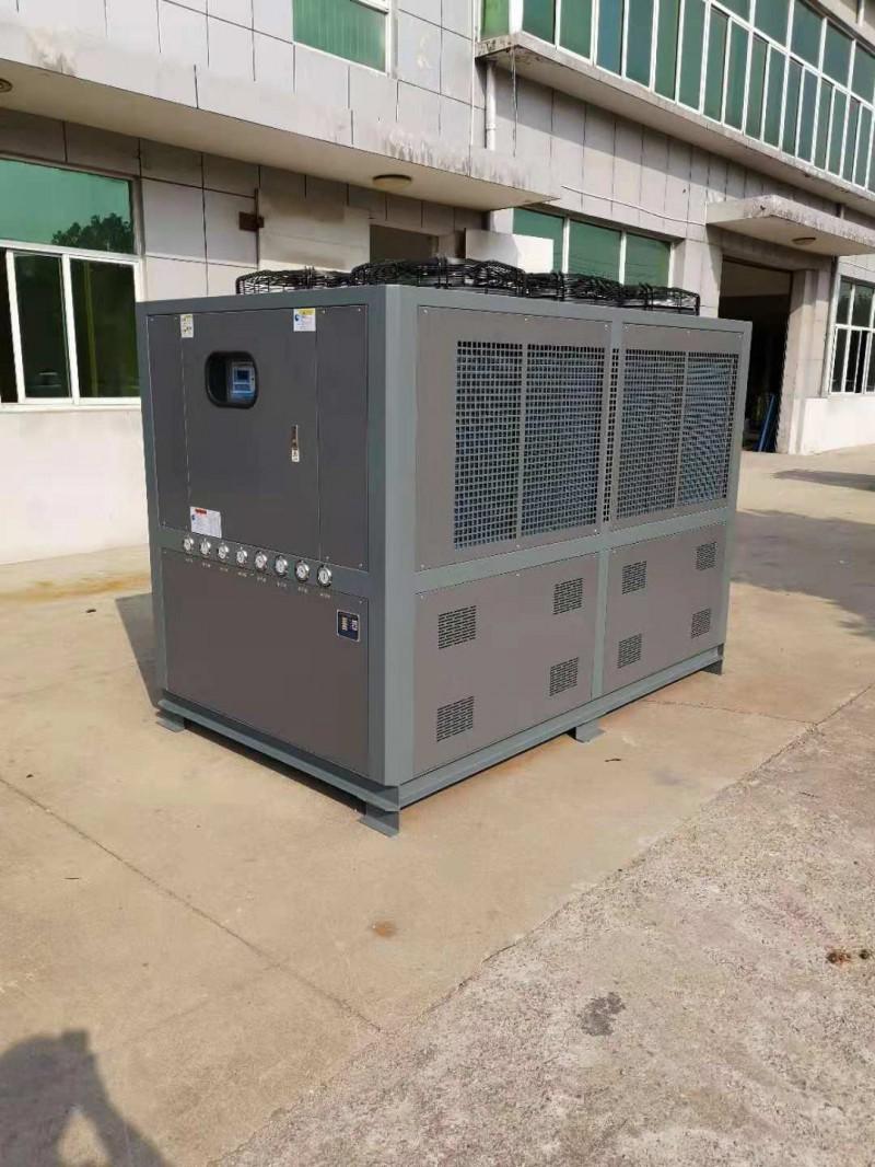 重庆专业生产高效低温螺杆型冷水机组 低温冷油机厂家